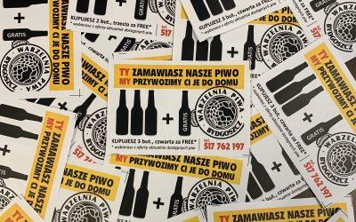 Wszystkie piwa w promocji!
